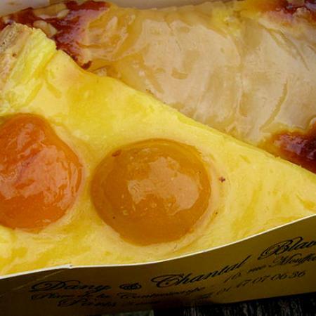 Egg Tart in Box