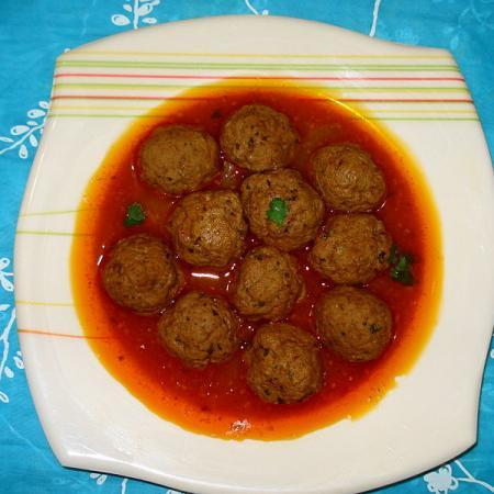 Kofta Curry