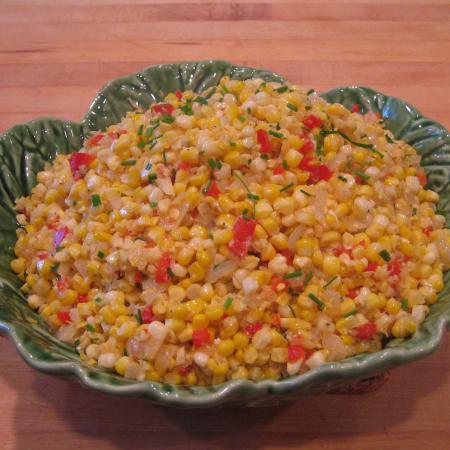 Spicy Corn Mix