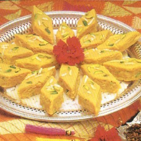 My Food Gallery ( Pakistani Foods) - Burfi