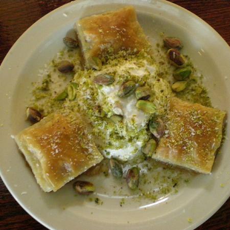 Turkish Homemaed Baklava