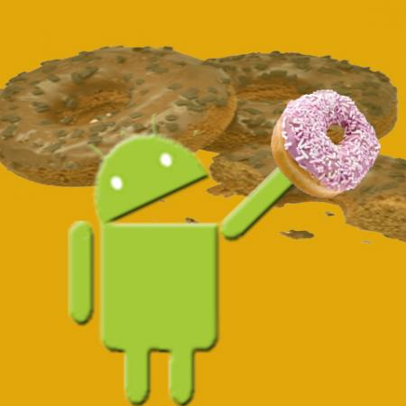 Android 1.6 - Donut