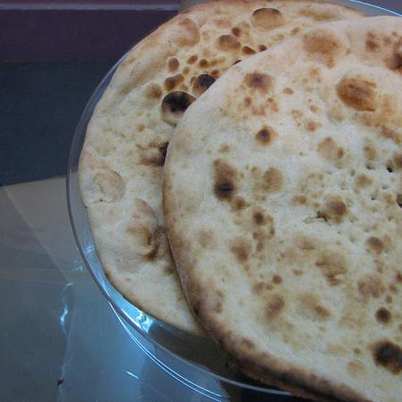 Pakistani Tandoori Roti