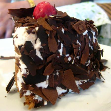 Blackforest Cream Cake
