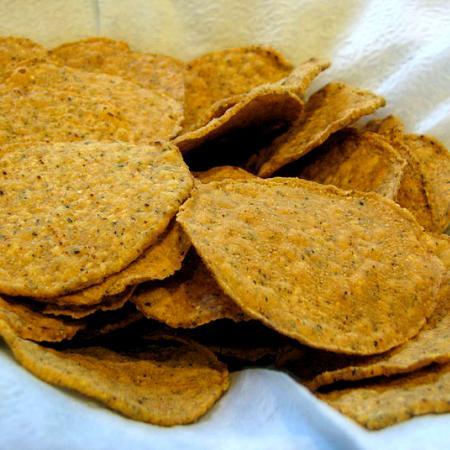 Israeli Falafel Chip