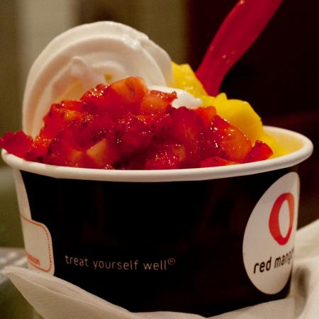 Redmango Yogurt