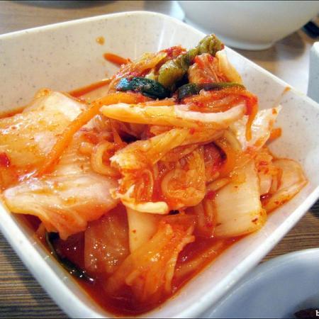 Korean cuisine Kimchi