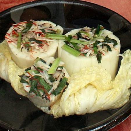 Seongnyu kimchi