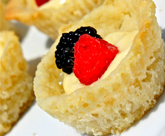 Sugar Cookie Fruit Cups  picture