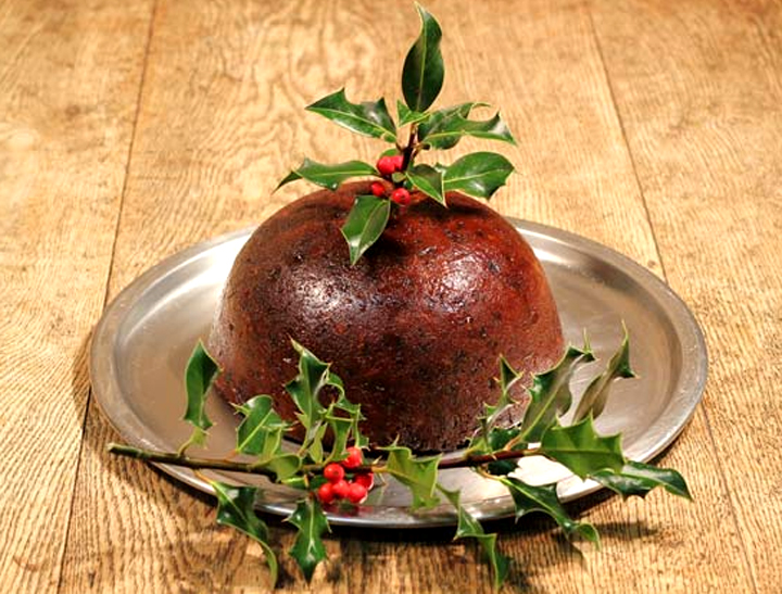 Sugar Plum Pudding picture