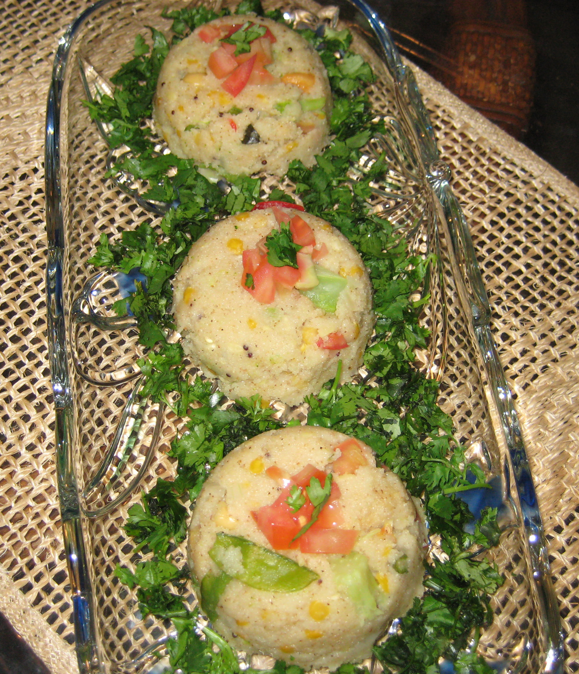 Suji upma by Chef Sonali picture
