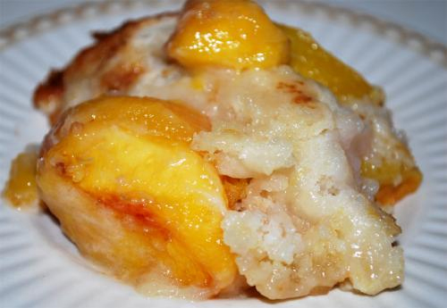 Summer Peach Cobbler picture