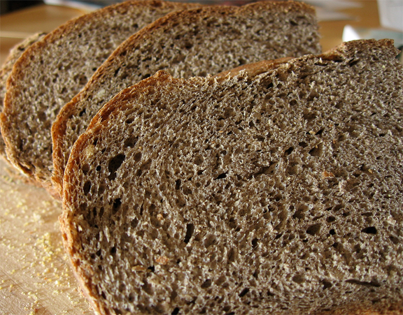 Sunflower Buckwheat Bread picture