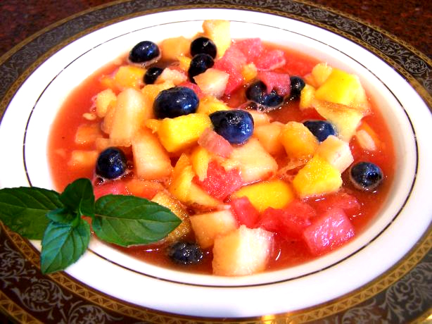 Swedish Fruit Soup picture