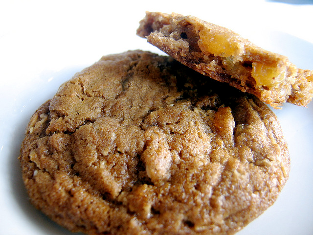 Swedish Oatmeal Cookies picture