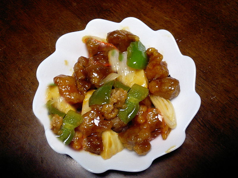 Sweet-And-Sour Pork picture