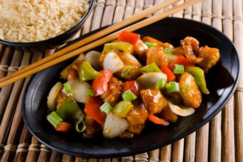 Sweet-and-Sour Chicken picture