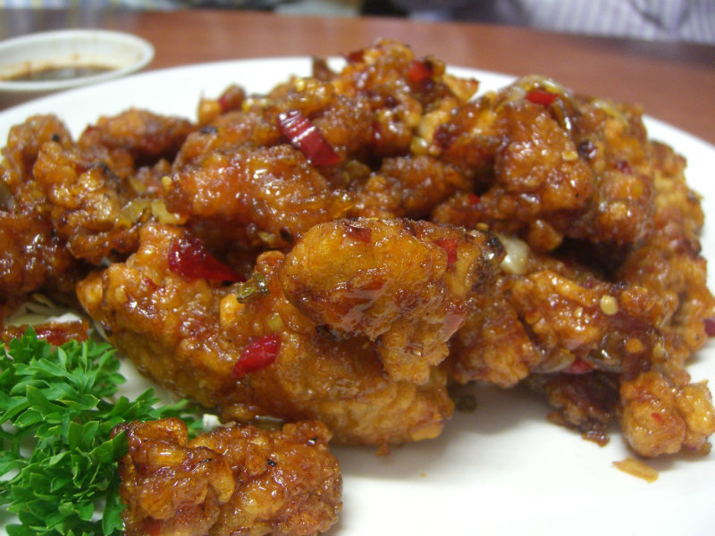 Sweet And Spicy Chicken picture
