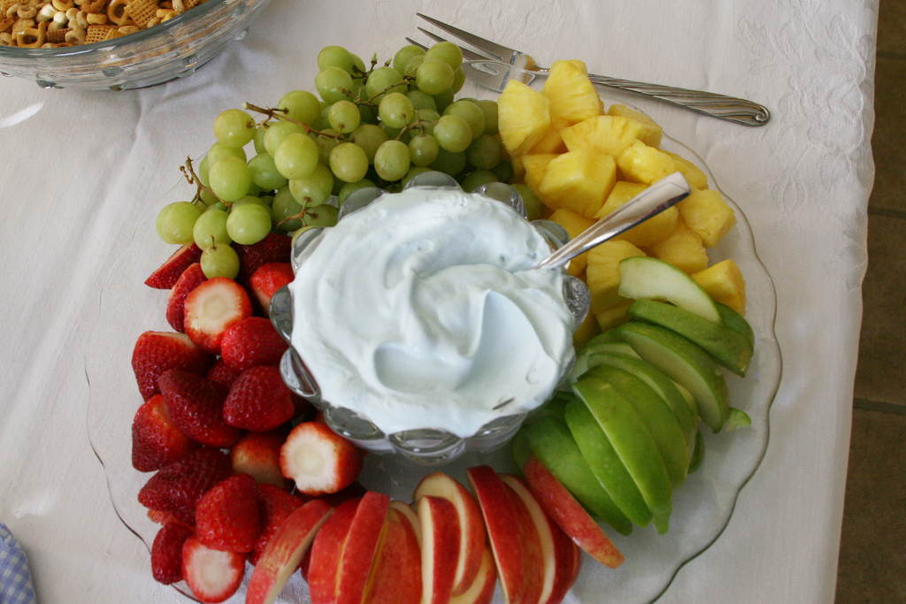 Sweet Fruit Dip picture