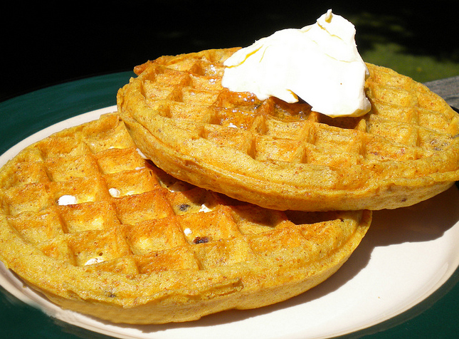 Sweet Milk Waffles picture