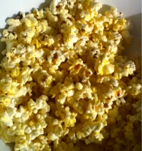 Sweet N Salty Popcorn picture