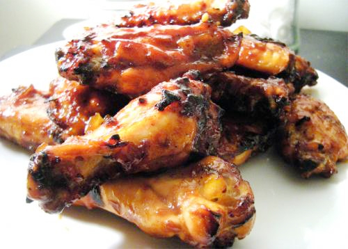 Sweet 'N' Spicy Chicken Wings picture