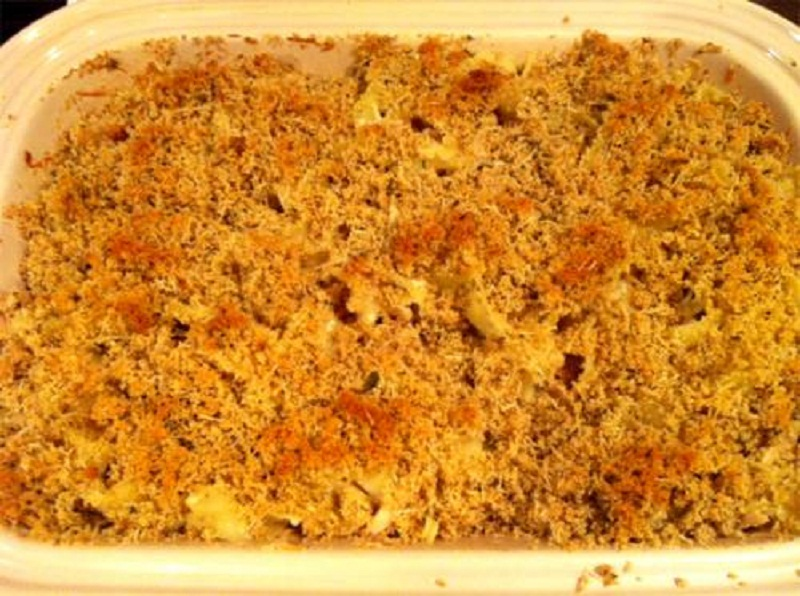 Sweet Potato And Parsnip Casserole picture