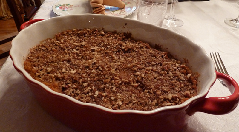 Crusty Sweet Potato Casserole picture
