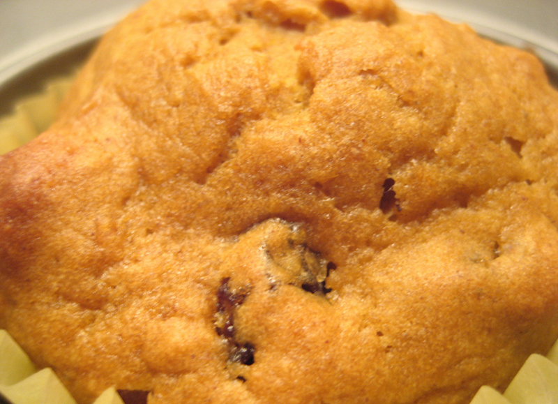 Sweet Potato Muffins picture