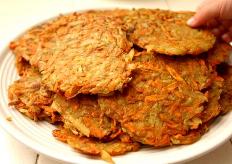 Sweet Potato Pancakes picture