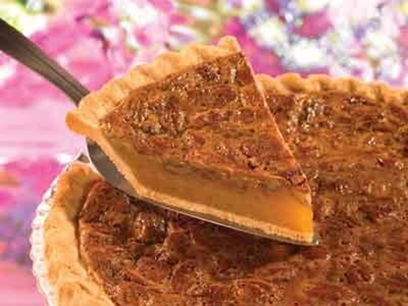 Sweet Potato Pecan Pie picture