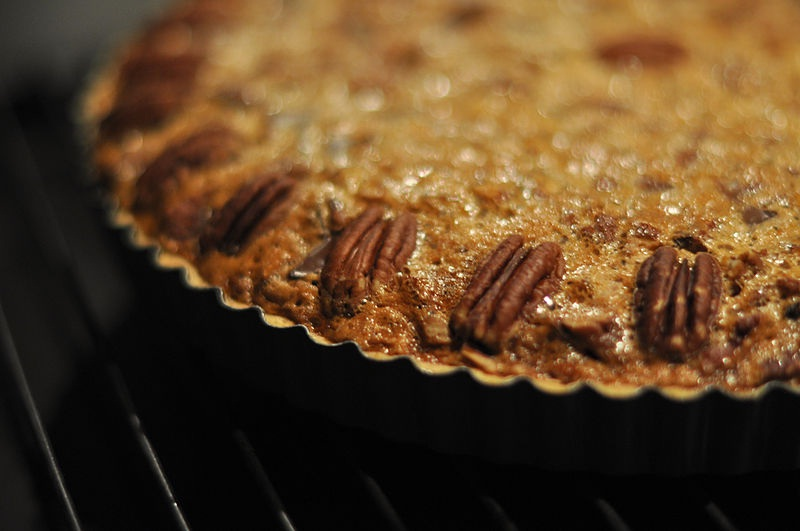 Sweet Potato Pone Pie picture
