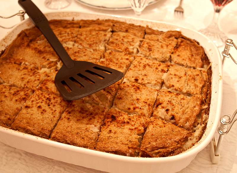 Sweet Potato Pudding picture