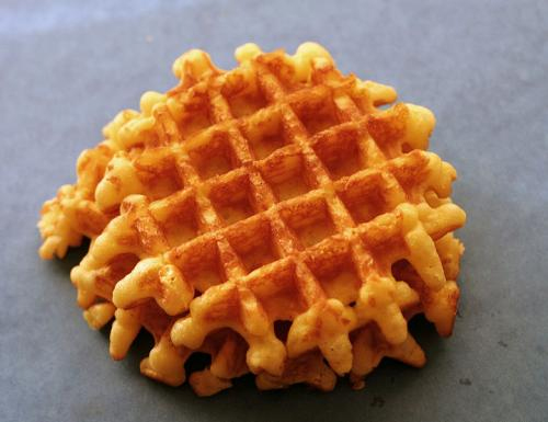 Sweet Potato Waffles picture