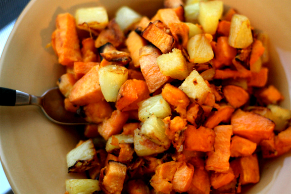 Sweet Potatoes with Pineapple picture