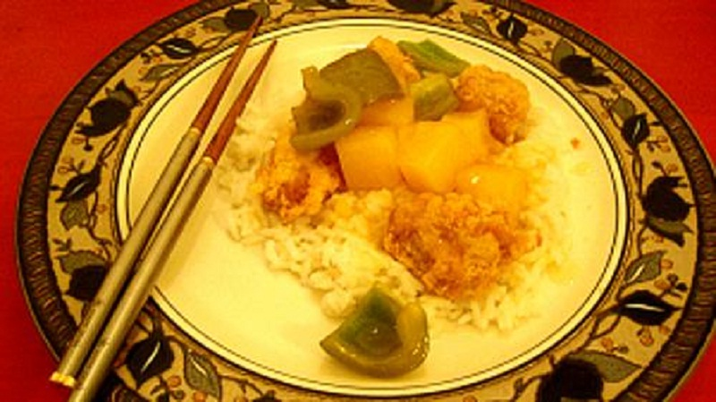 Sweet & Sour Fish picture