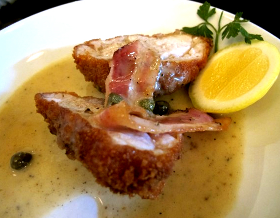 Sweetbreads and Bacon picture