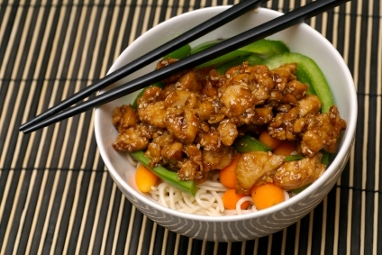LA weight loss- Sweet and Sour chicken picture