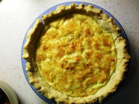 Swiss Chip Pie picture