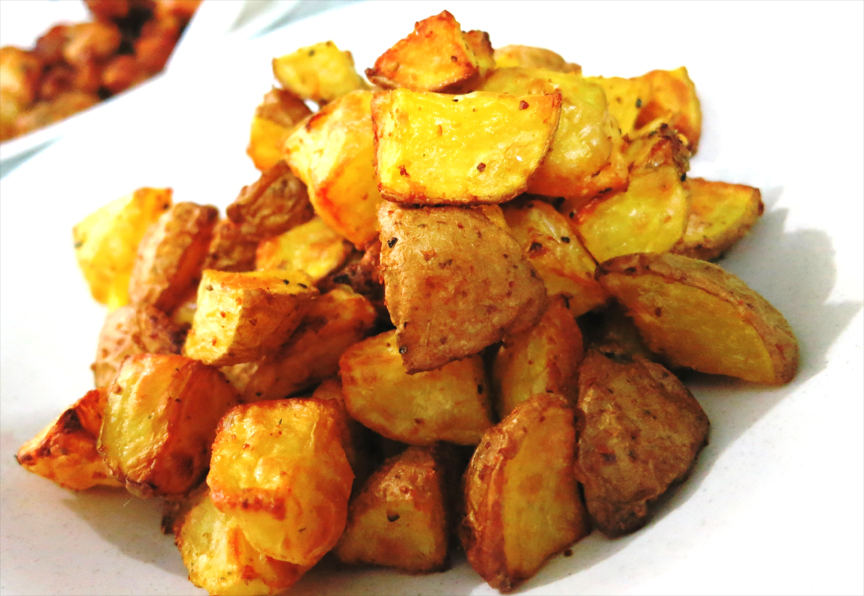 Swiss Fried Potatoes picture