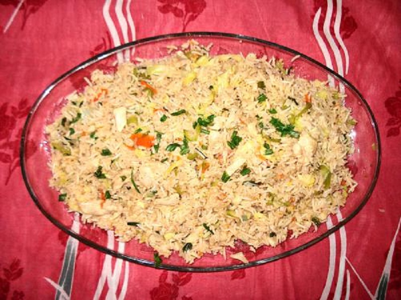 Szechuan Pork Fried Rice picture