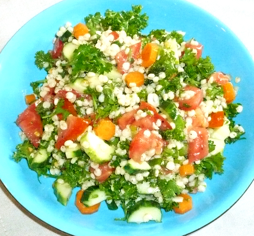 Tabouli (Cracked Wheat) Salad picture