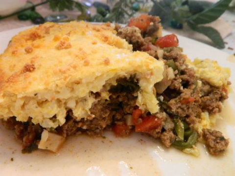 Peppered Tamale Pie picture