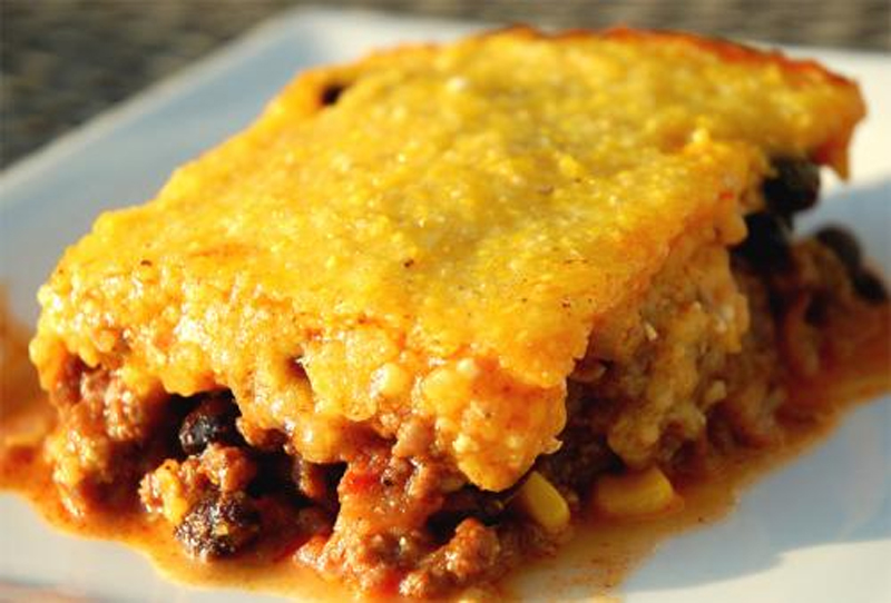 Tamale Pie picture