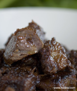 tamarind pork picture