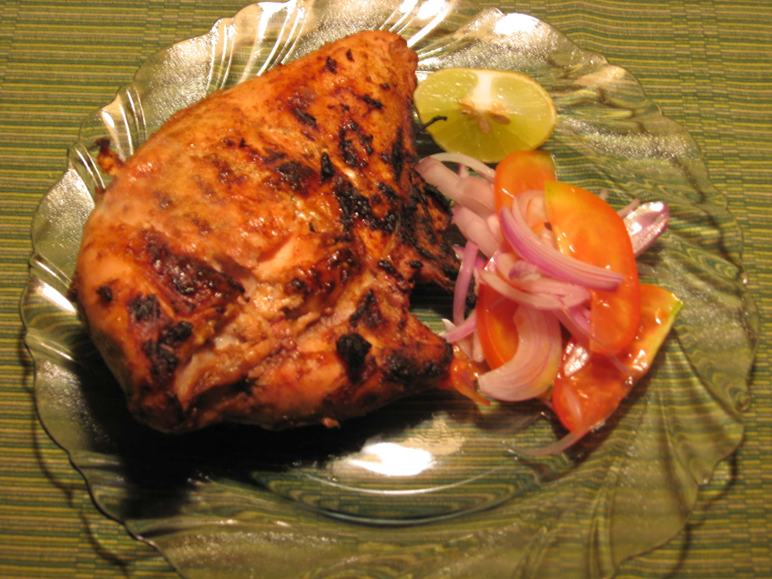 Chicken Tandoori picture