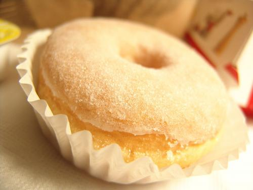 Tea Doughnuts picture