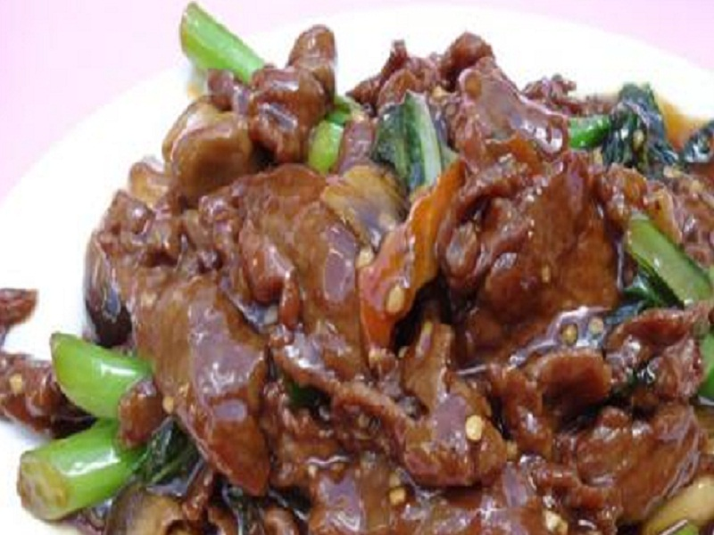 Teriyaki Beef Stir Fry picture