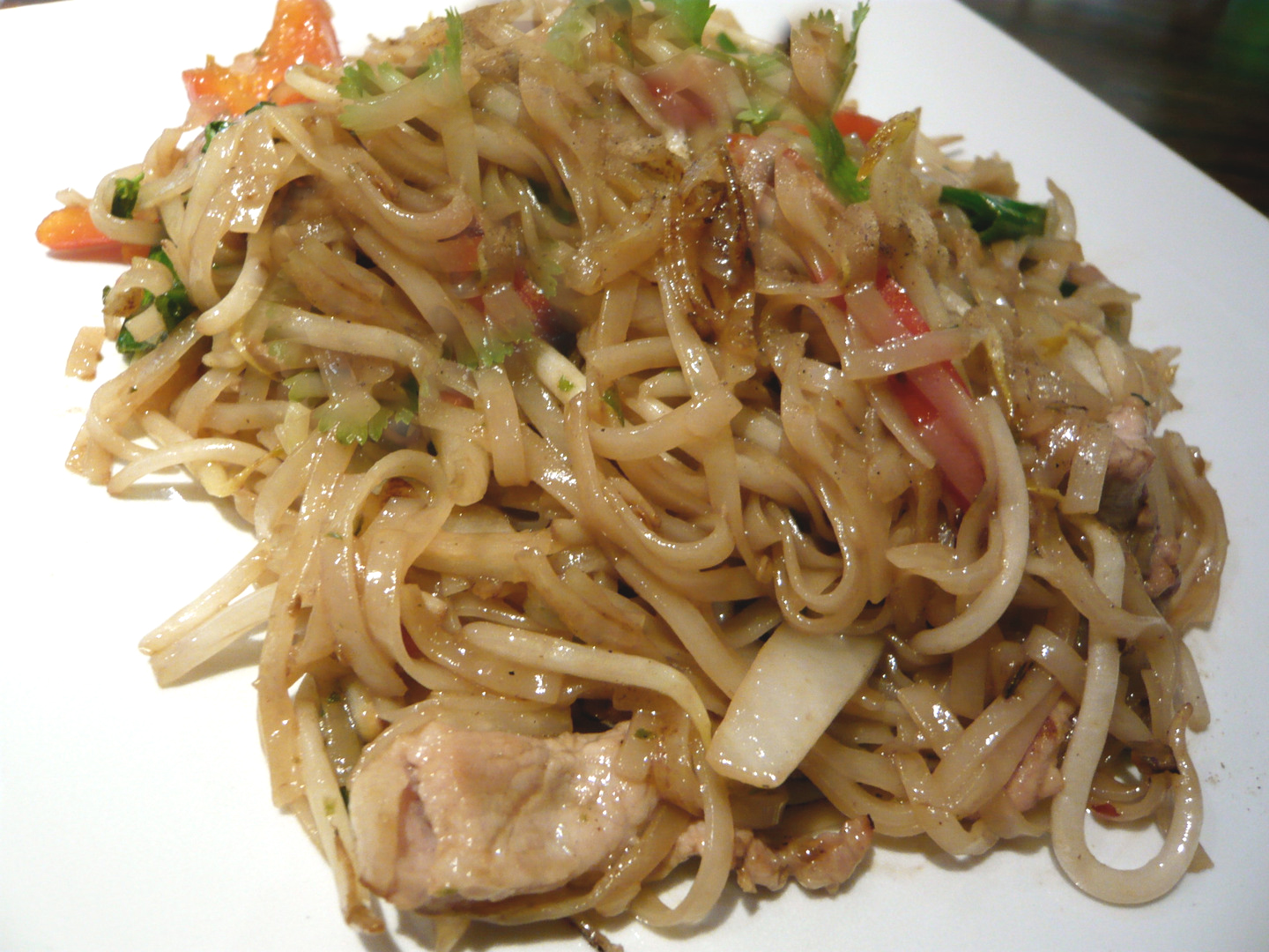 Thai Fried Noodles picture