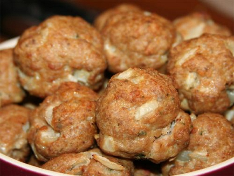 Thai Meatballs picture